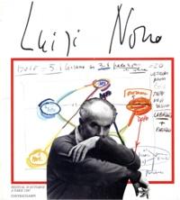 Philippe Albèra - Luigi Nono - Revue Contrechamps / numéro spécial.