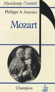 Philippe Alexandre Autexier - Mozart.