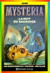Philippe Andrieux - La nuit du sacrifice.