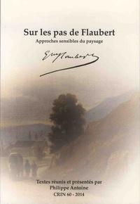 Philippe Antoine - Sur les pas de Flaubert - Approches sensibles du paysage.