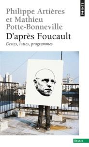 Histoiresdenlire.be D'après Foucault - Gestes, luttes, programmes Image