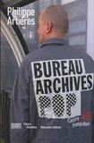 Philippe Artières - Le bureau des archives populaires du Centre Pompidou.