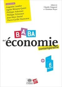 Philippe Askenazy et Agnès Bénassy-Quéré - B.A BA de l'économie contemporaine.