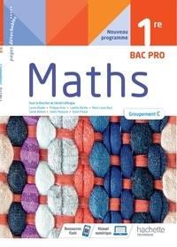 Philippe Astor et Laëtitia Barthe - Mathématiques 1re Bac Pro groupement C - Cahier de l'élève.