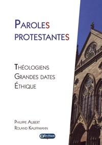 Era-circus.be Paroles protestantes - Théologiens, grandes dates, éthique Image