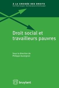 Philippe Auvergnon - Droit social et travailleurs pauvres.