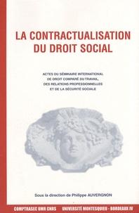Galabria.be La contractualisation du droit social Image