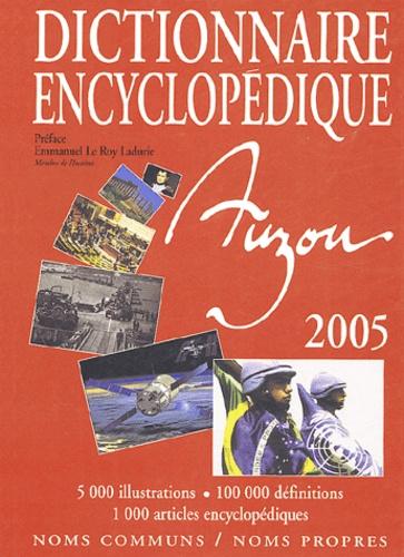 Philippe Auzou - Dictionnaire encyclopédique Auzou.