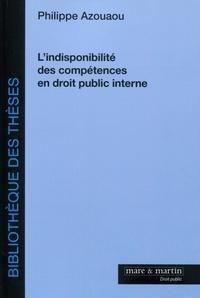 Lindisponibilité des compétences en droit public interne.pdf
