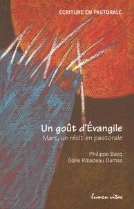 Birrascarampola.it Un goût d'Evangile - Marc, un récit en pastorale Image