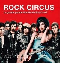Philippe Barbot et Alain Fretet - Rock Circus.