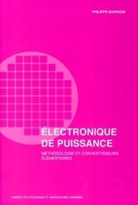 Electronique de puissance - Méthodologie et convertisseurs élémentaires.pdf