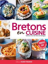 Philippe Barret - Le best of Bretons en cuisine - Saveurs et art de vivre de Bretagne.