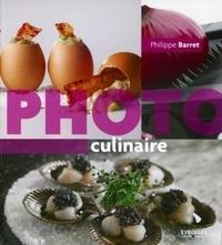 Philippe Barret - Photo culinaire.
