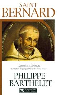 Philippe Barthelet - Saint Bernard.