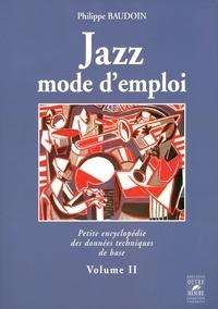 Jazz mode demploi - Petite encycloplédie des données techniques de base Volume 2.pdf