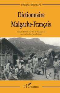 Dictionnaire malgache (dialectal)-français - Dialecte tañala, sud-est de Madagascar, avec recherches étymologiques.pdf