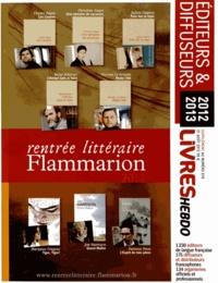 Philippe Beauvillard - Editeurs & diffuseurs - Supplément au N° 919 Livres Hebdo.
