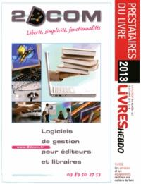 Philippe Beauvillard - Prestataires du livre - Supplément au N° 927 Livres Hebdo.