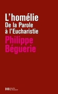 Lhomélie - De la Parole à lEucharistie.pdf