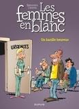 Philippe Bercovici et Raoul Cauvin - Les Femmes en Blanc Tome 37 : Un bacille heureux.