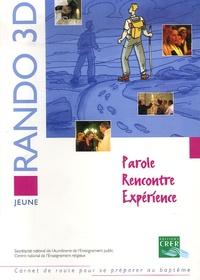 Philippe Bernard - Rando 3D jeune - Parole Rencontre Expérience.