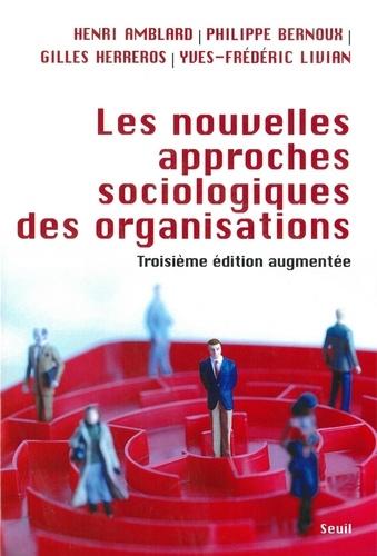 Les nouvelles approches sociologiques des organisations - Format ePub - 9782021287516 - 15,99 €