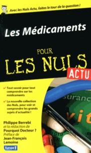 Histoiresdenlire.be Les Médicaments pour les Nuls Image