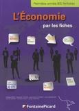 Philippe Berry et Elisabeth Chapus - L'économie par les fiches, première année BTS tertiaire.