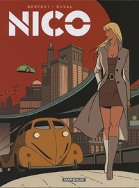 Philippe Berthet et Fred Duval - Nico  : Coffret 3 volumes - Tome 1, Atomium-Express ; Tome 2, Opération Caraïbes ; Tome 3, Femmes fatales.
