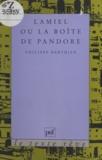Philippe Berthier - Lamiel ou La boîte de Pandore.