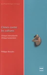 Crimes contre les cultures - Clinique interculturelle, clinique humanitaire.pdf