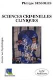Philippe Bessoles - Sciences criminelles cliniques.