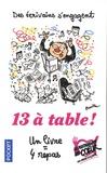 Philippe Besson et Françoise Bourdin - 13 à table !.