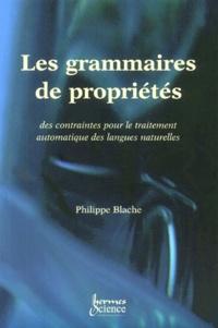 Philippe Blache - .