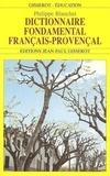 Philippe Blanchet - .