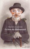 Philippe Blasband - Le livre des Rabinovitch.
