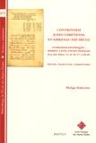 Philippe Bobichon - Controverse judéo-chrétienne en Ashkenaz (XIIIe siècle) - Florilèges polémiques : hébreu, latin, ancien français.