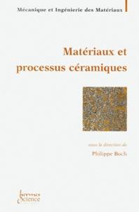 Matériaux et processus céramiques - Philippe Boch | Showmesound.org