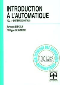 INTRODUCTION A LAUTOMATIQUE. Volume 1, Systèmes continus.pdf