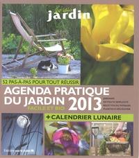 Philippe Bonduel et Sandra Lefrançois - Agenda 2013 du jardin.