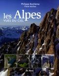 Philippe Bonhème - Les Alpes vues du ciel.