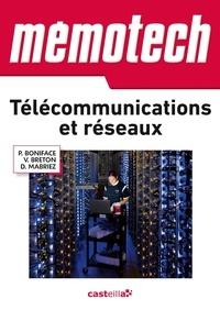 Philippe Boniface et Vincent Breton - Télécommunications et réseaux.