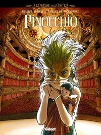 Philippe Bonifay et Thibaud de Rochebrune - A l'origine des contes  : Pinocchio.