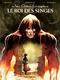 Philippe Bonifay et Fabrice Meddour - Le roi des singes Tome 1 : .