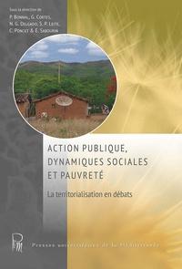 Philippe Bonnal et Geneviève Cortes - Action publique, dynamiques sociales et pauvreté - La territorialisation en débats.