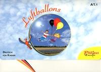 Philippe Bonnard et Andrea Chamberlain - Allemand Luftballons Niveau A1.1 - Coffret Manuel + Cahier d'exercices + Livre du professeur. 1 DVD + 2 CD audio