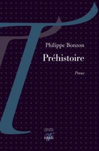 Philippe Bonzon - Préhistoire.