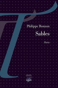 Philippe Bonzon - Sables.