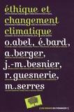 Philippe Bordeyne et Pierre Léna - Ethique et changement climatique.